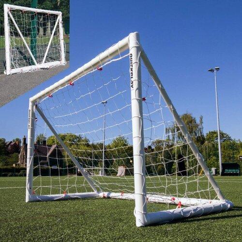 QUICKPLAY Q-Fold Folding Football Goal.