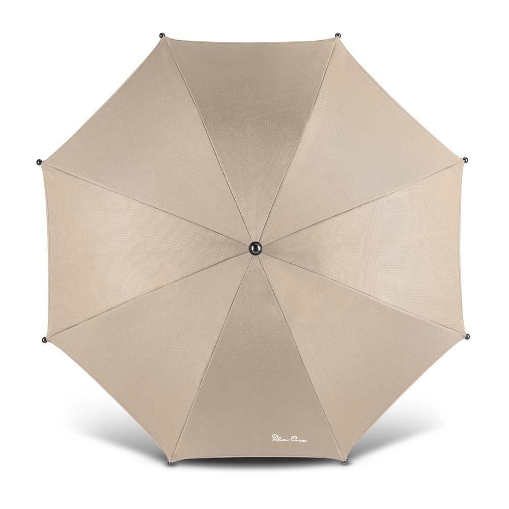Silver Cross Wayfarer/Pioneer Pushchair Parasol, Linen.