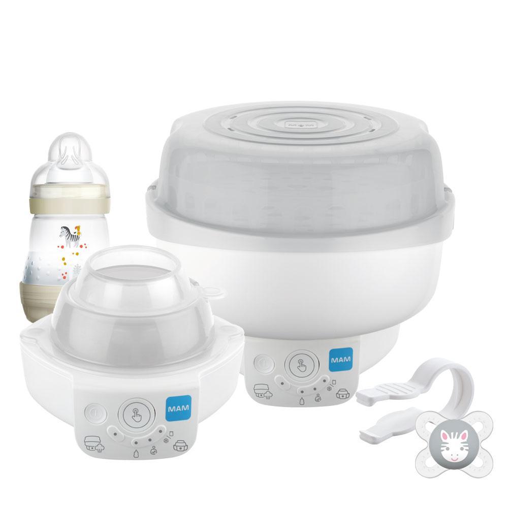 MAM Electric Baby Bottle Steriliser & Express Bottle Warmer.