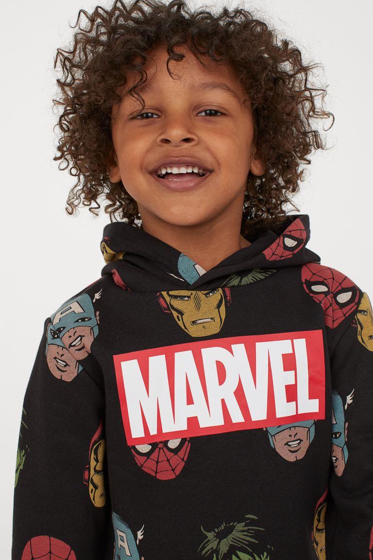 H&M Marvel Hoodie.