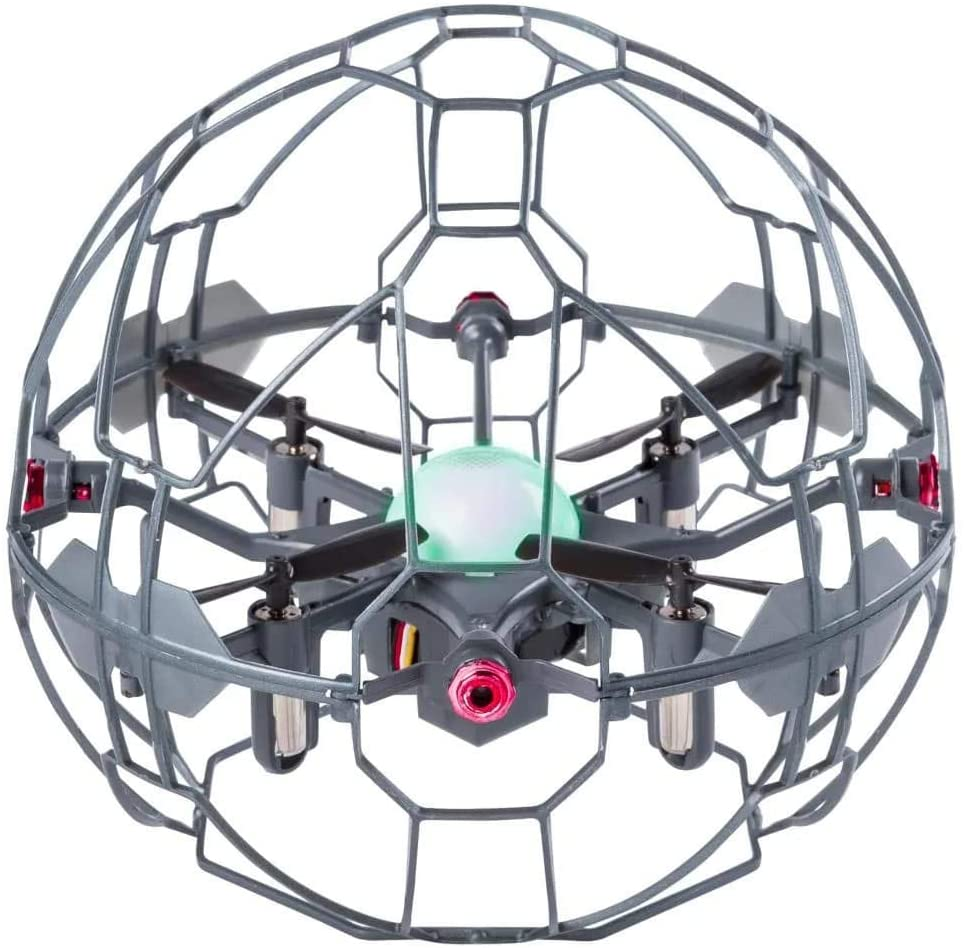 Air Hogs Supernova Gravity Defying Hand-Controlled Flying Orb