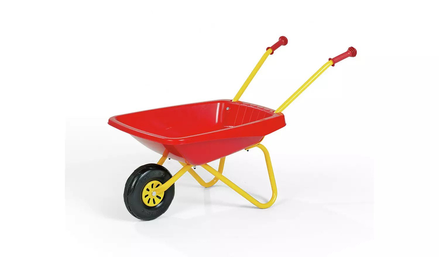 Argos Kids Metal And Plastic Wheelbarrow.