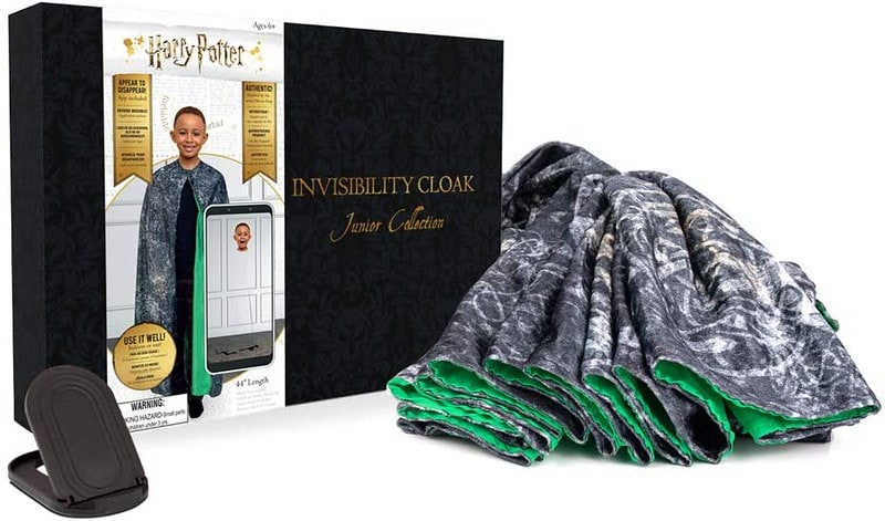Wow! Stuff Harry Potter Junior Invisibility Cloak