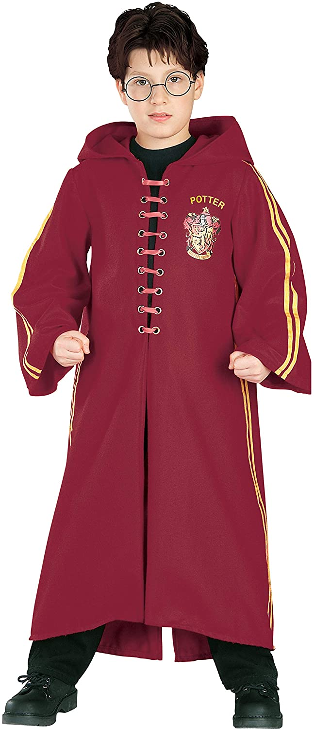 Rubie's Official Harry Potter Deluxe Quidditch Robe