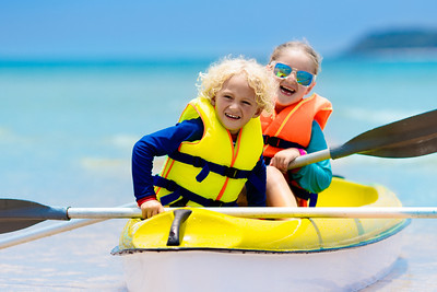 Best Kids' Rash Vests And Sun Protection Clothing.