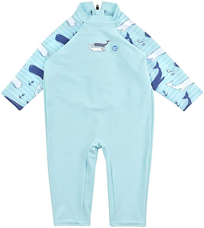 Splash About Unisex Baby UV All-In-One Sunsuit.