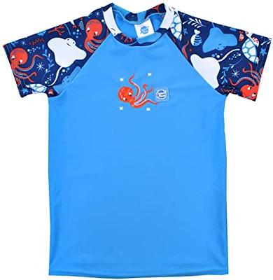 Splash About Short Sleeve Rash Top Under The Sea.