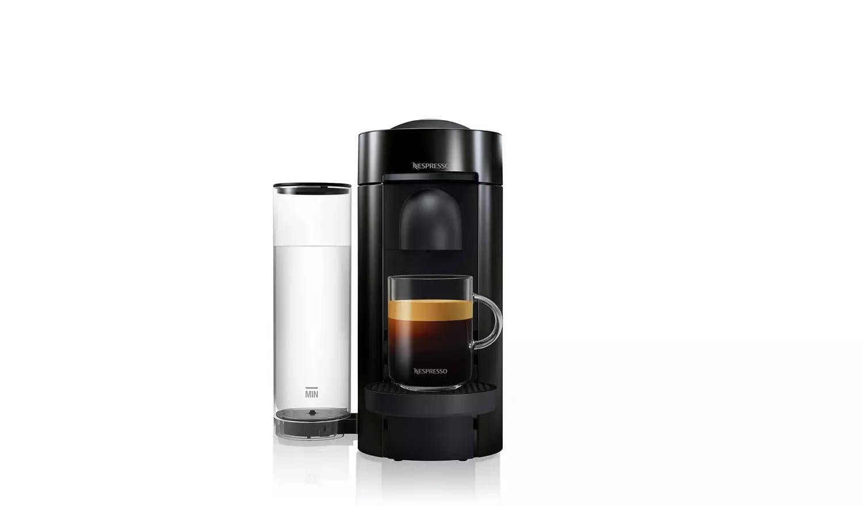 Nespresso By Magimix Vertuo Plus Pod Coffee Machine