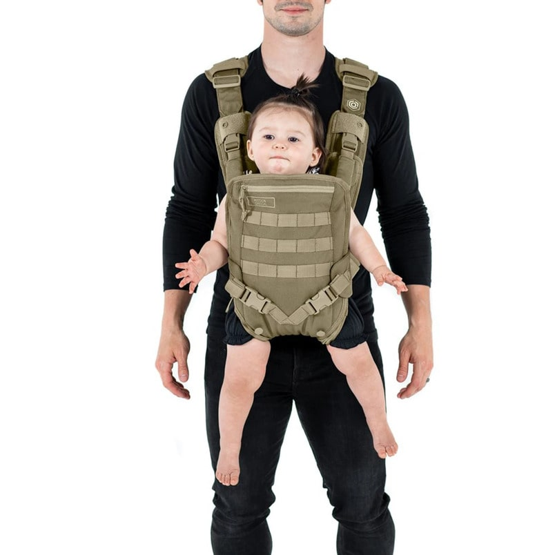 Mission Critical Men's Baby Carrier
