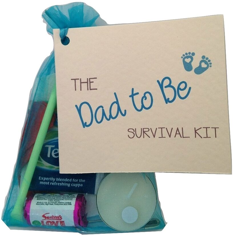 Little Treasure Bags Dad-To-Be Survival Kit