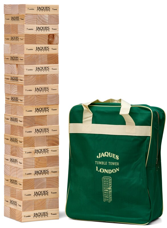 Jaques Of London XL Tumble Tower.
