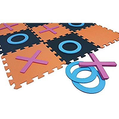 Guilty Gadgets Giant Garden Noughts and Crosses.