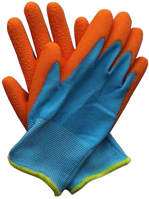 Briers Kids Junior Digger Gardening Gloves.