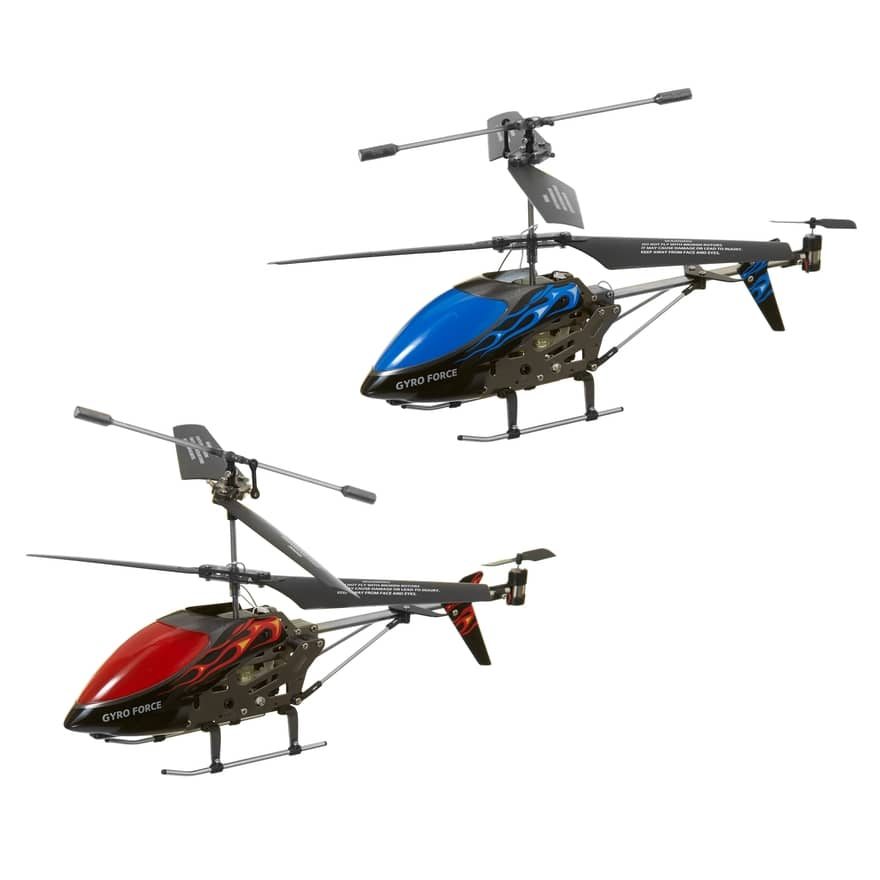 Hamleys RC Gyro Force Helicopter