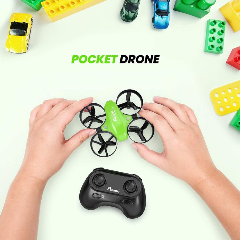 Potensic Upgraded A20 Mini Drone for Kids