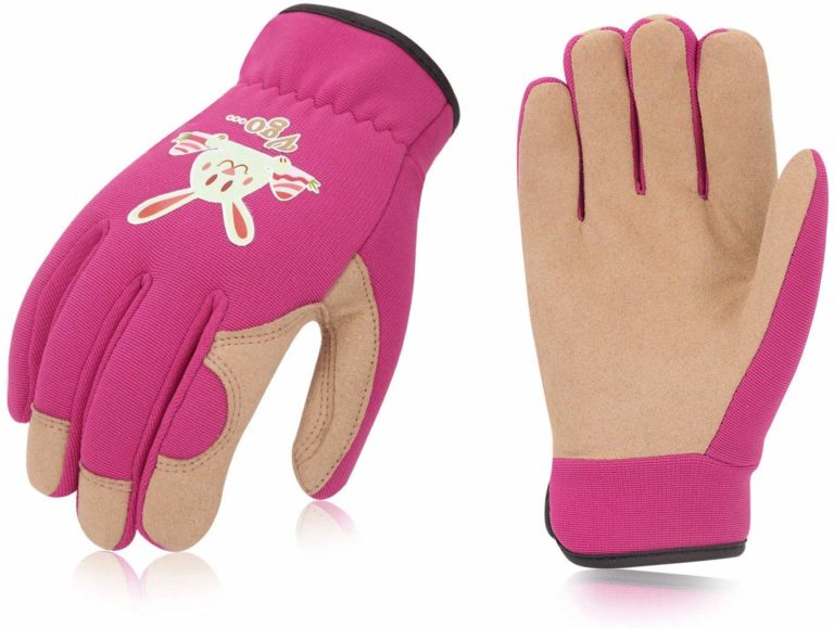 Vgo Kids Gardening Gloves.