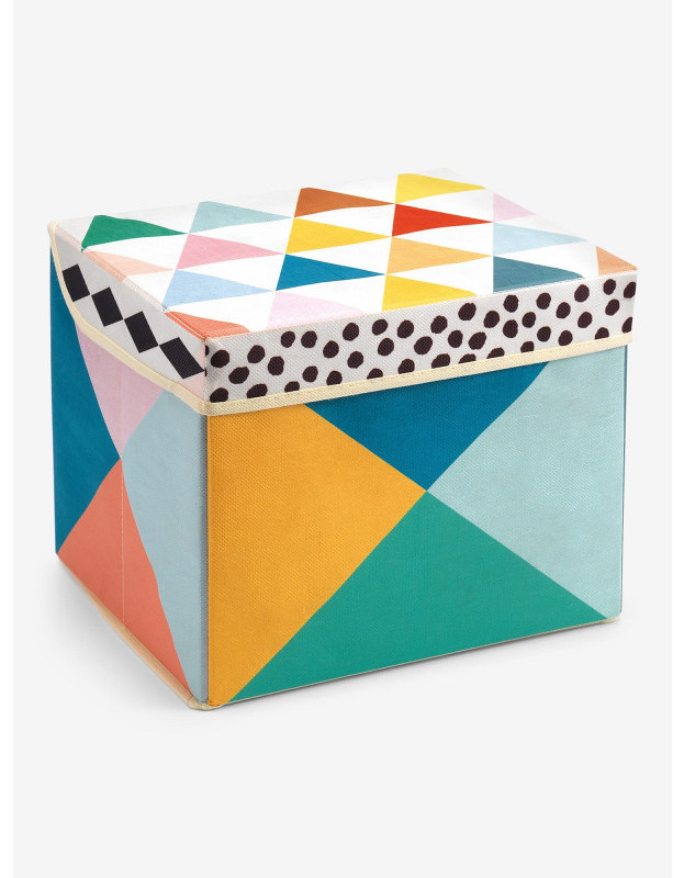 Djeco Collapsible Toy Box.