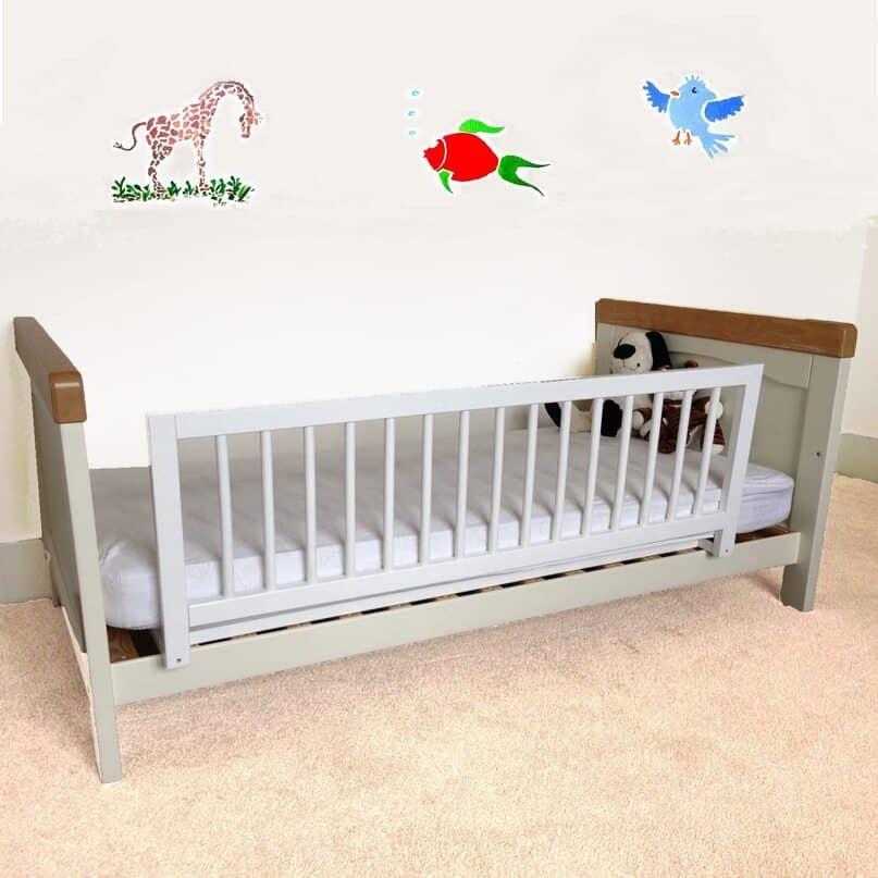 Safetots Wooden Bed Rail