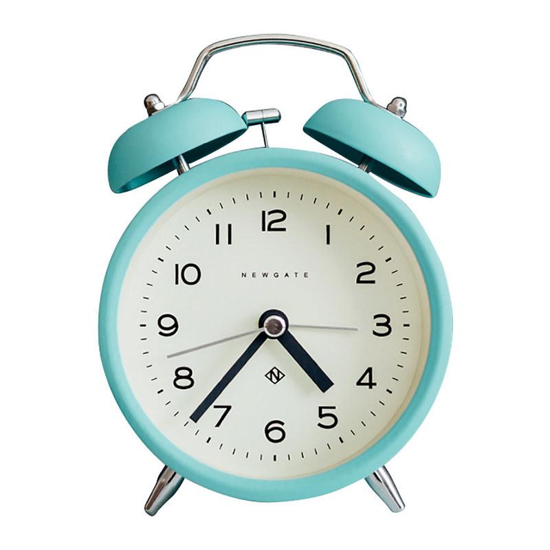 Newgate Charlie Bell Echo Alarm Clock.