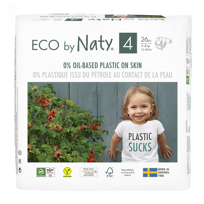 Eco By Naty Pull Ups