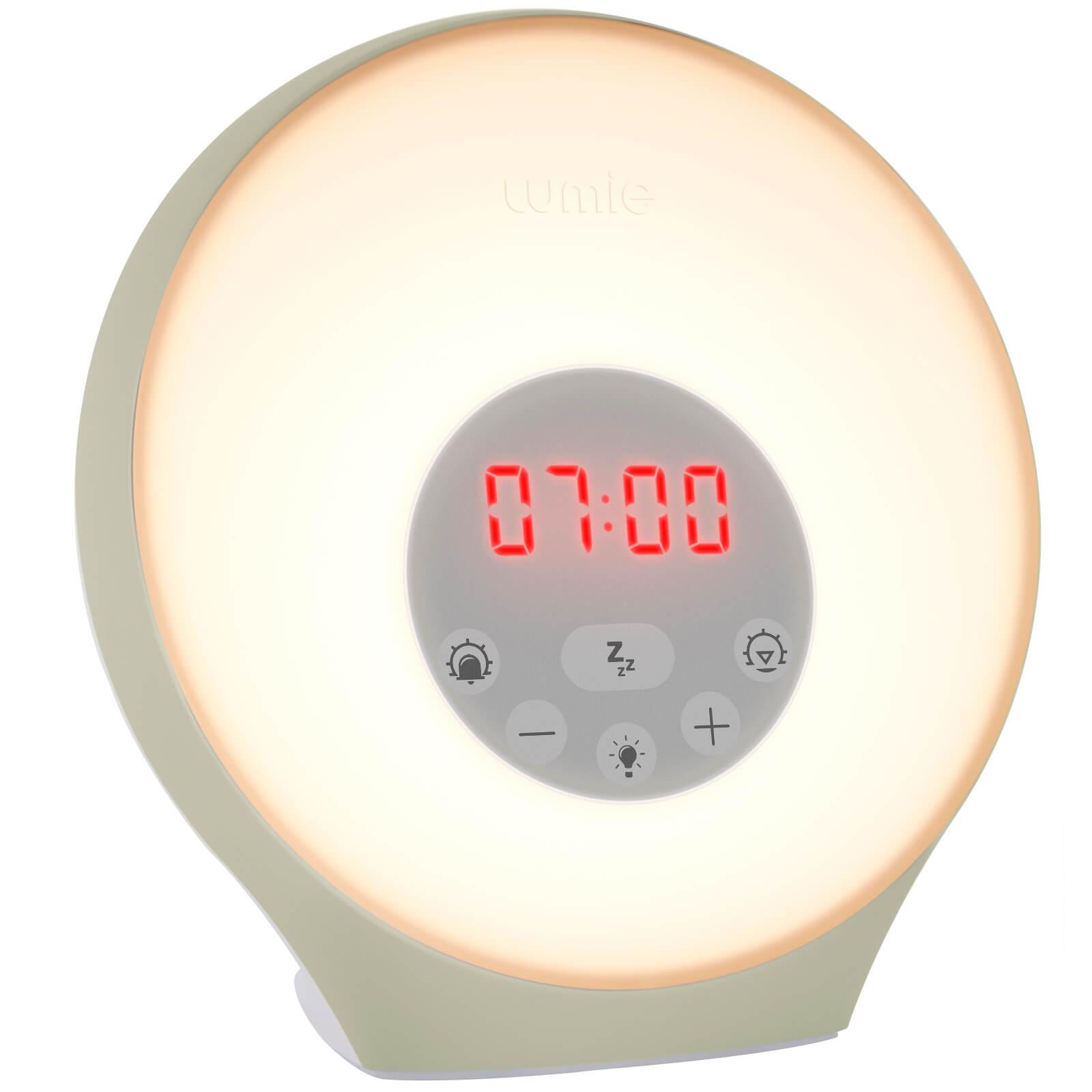Lumie Sunrise Alarm.
