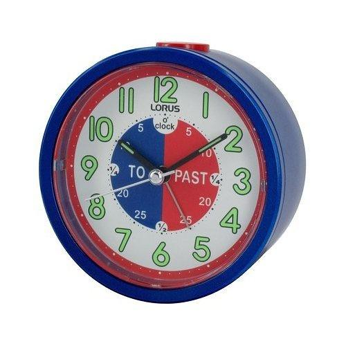 Lorus Time Teacher Beeping Alarm Clock.