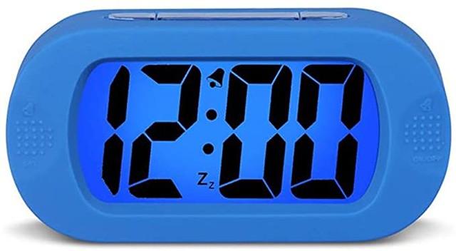 HENSE Large Digital Display Alarm Clock.