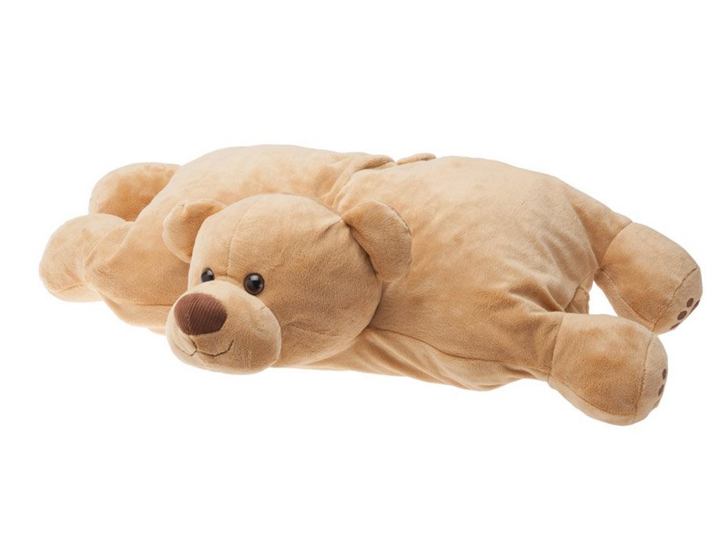 Plush Pillow Bear, Tempur