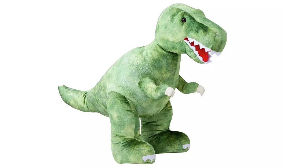 Dinosaur Soft Toy, Chad Valley