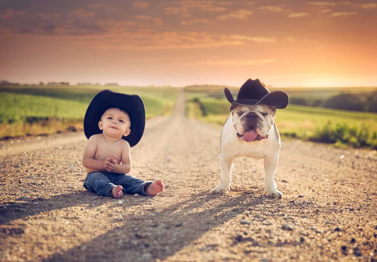 Your cowboy baby will be the talk of the town with these lovely names