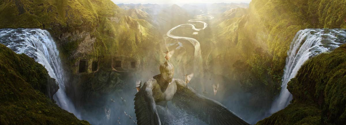 Fantasy kingdoms are home to some of our favourite stories.