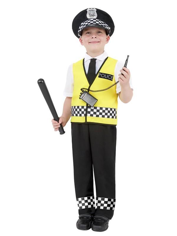 Smiffys Police Costume
