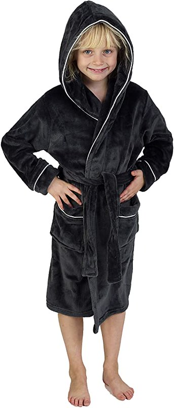 CityComfort Fleece Dressing Gown.