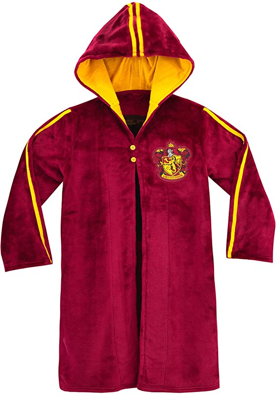 Harry Potter Hogwarts Dressing Gown‍.