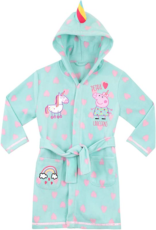Peppa Pig Dressing Gown.