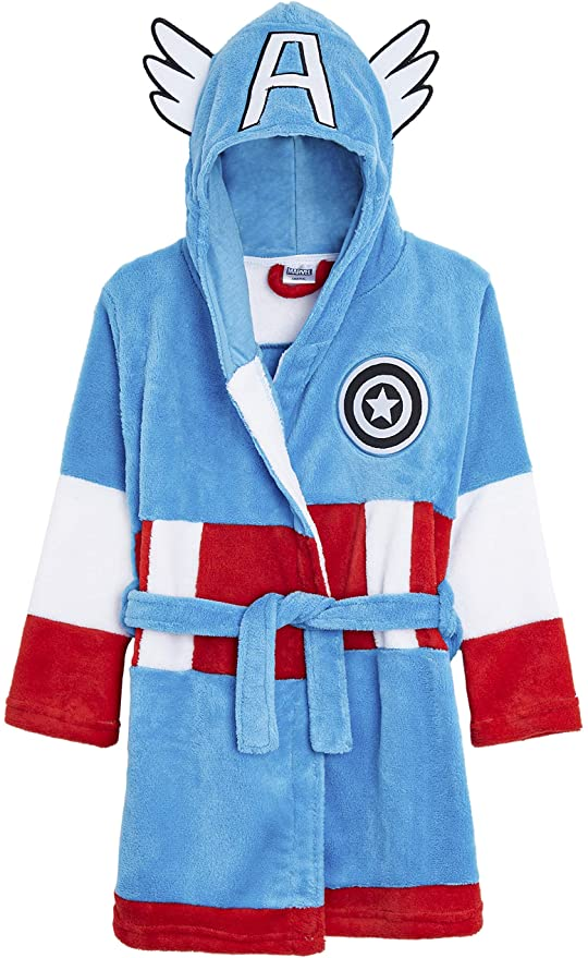 Marvel Avengers Dressing Gown‍.