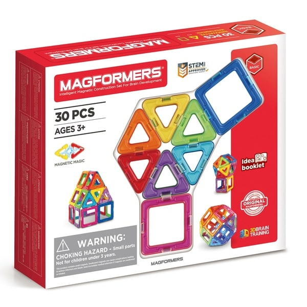 Magformers Magnetic Construction Set