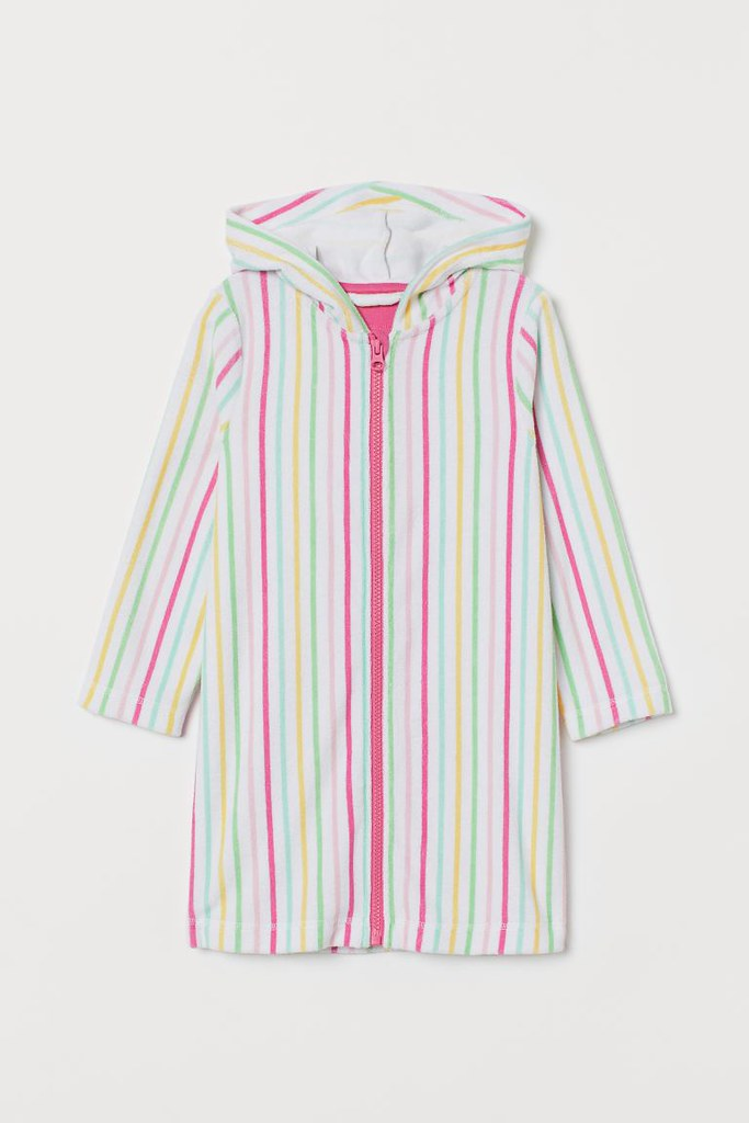 H&M Hooded Dressing Gown.