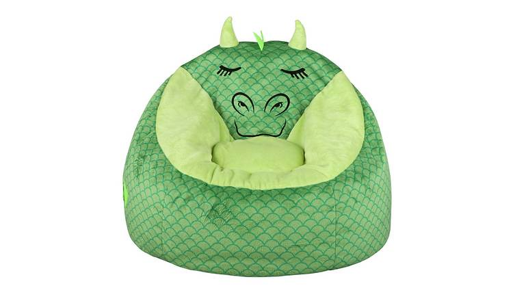 Argos Home Dragon Bean Bag Chair.