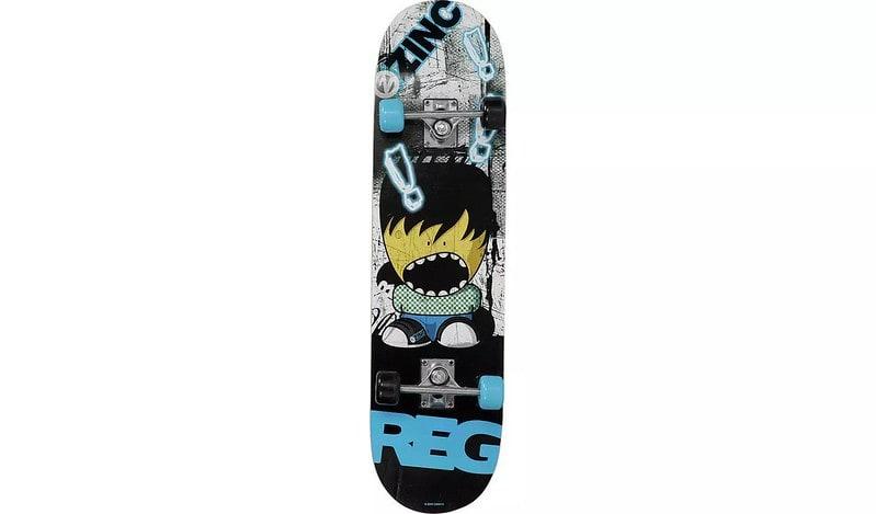 Argos Zinc Reg Skateboard