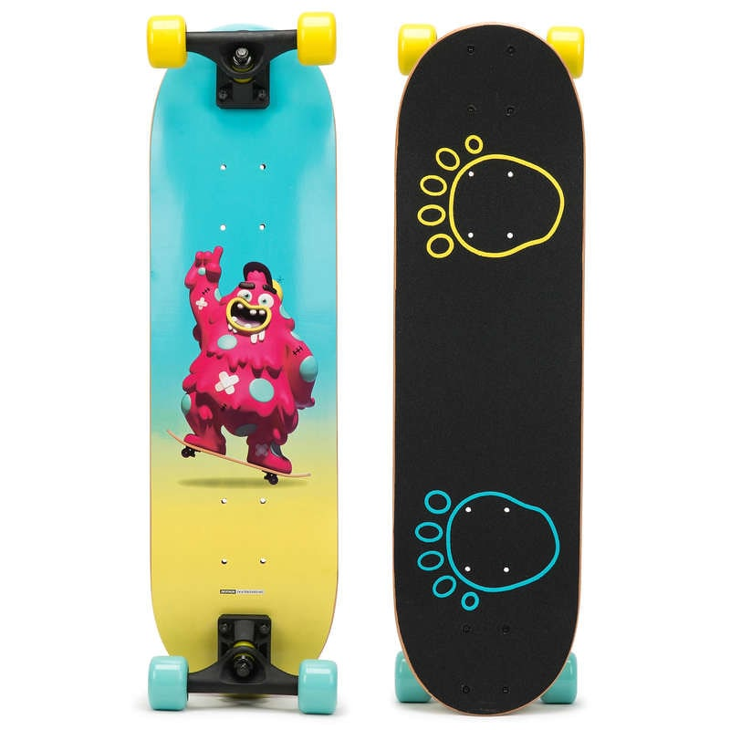 Oxelo Kids' 3 - 7 Years Skateboard Play 120