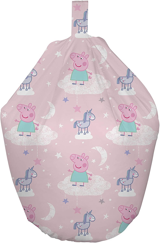 Peppa Pig Stardust Bean Bag.