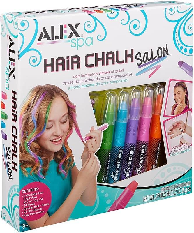Alex Toys Spa Hair Chalk Salon