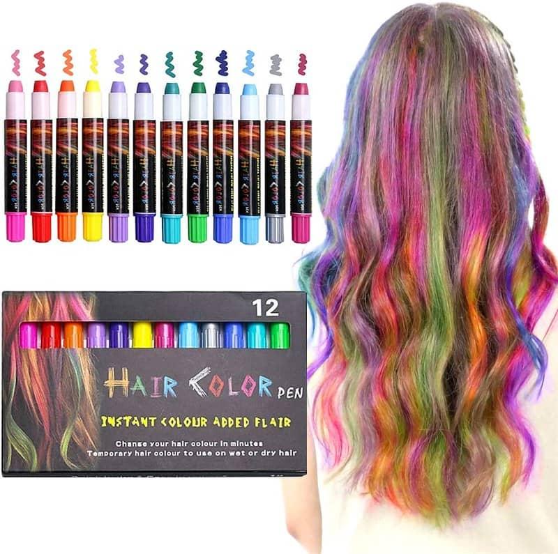 XIMU Hair Colour Pens