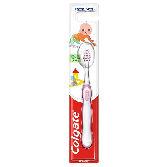 Colgate Extra Soft Kids Toothbrush.