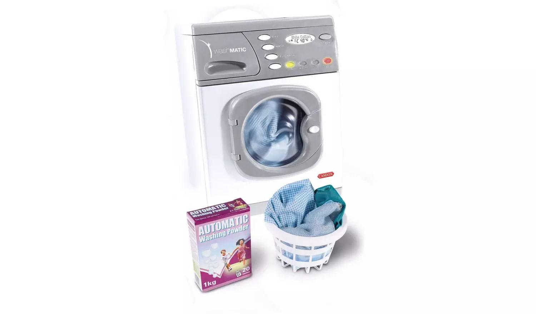 Casdon Electronic Children's Washer