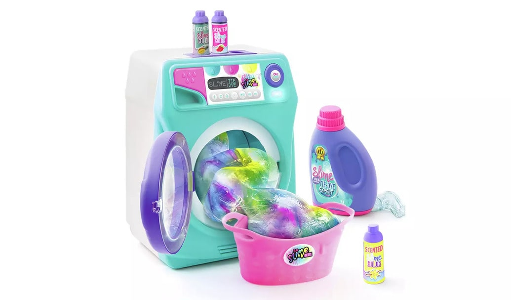 So Slime Tye And Dye Washing Machine