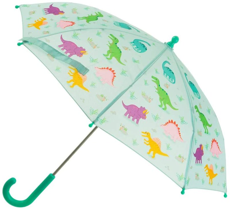 Sass And Belle Roarsome Dinosaurs Kids Umbrella.