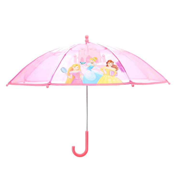 Pink Disney Princess Umbrella.