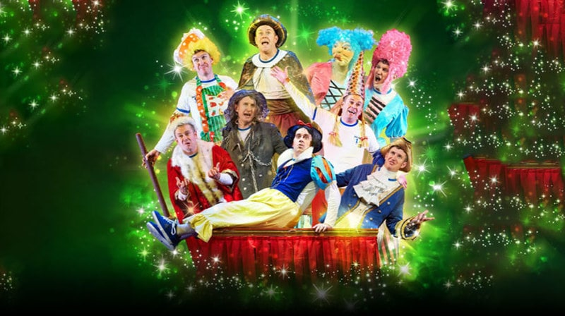 Potted Panto can be booked for Christmas this year.